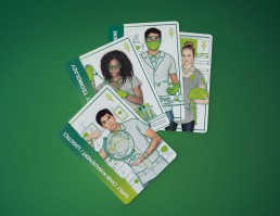 Recruiter Tool/Deck of Cards