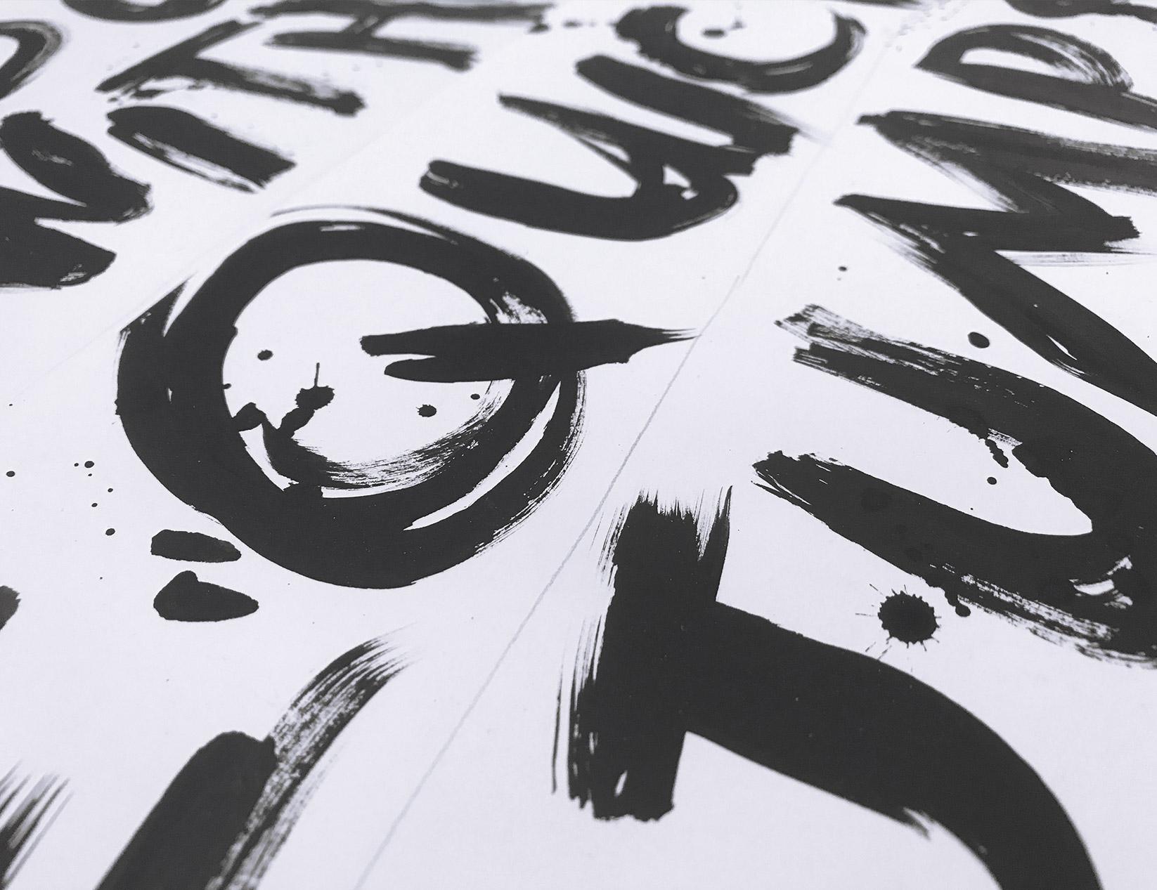 Custom-Made Font